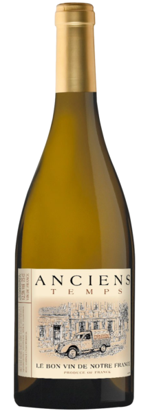 "Vin de France <br> ""Anciens Temps"""